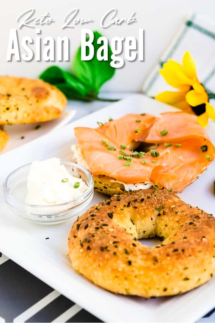 Asian Bagels LowCarbingAsian Pin 2