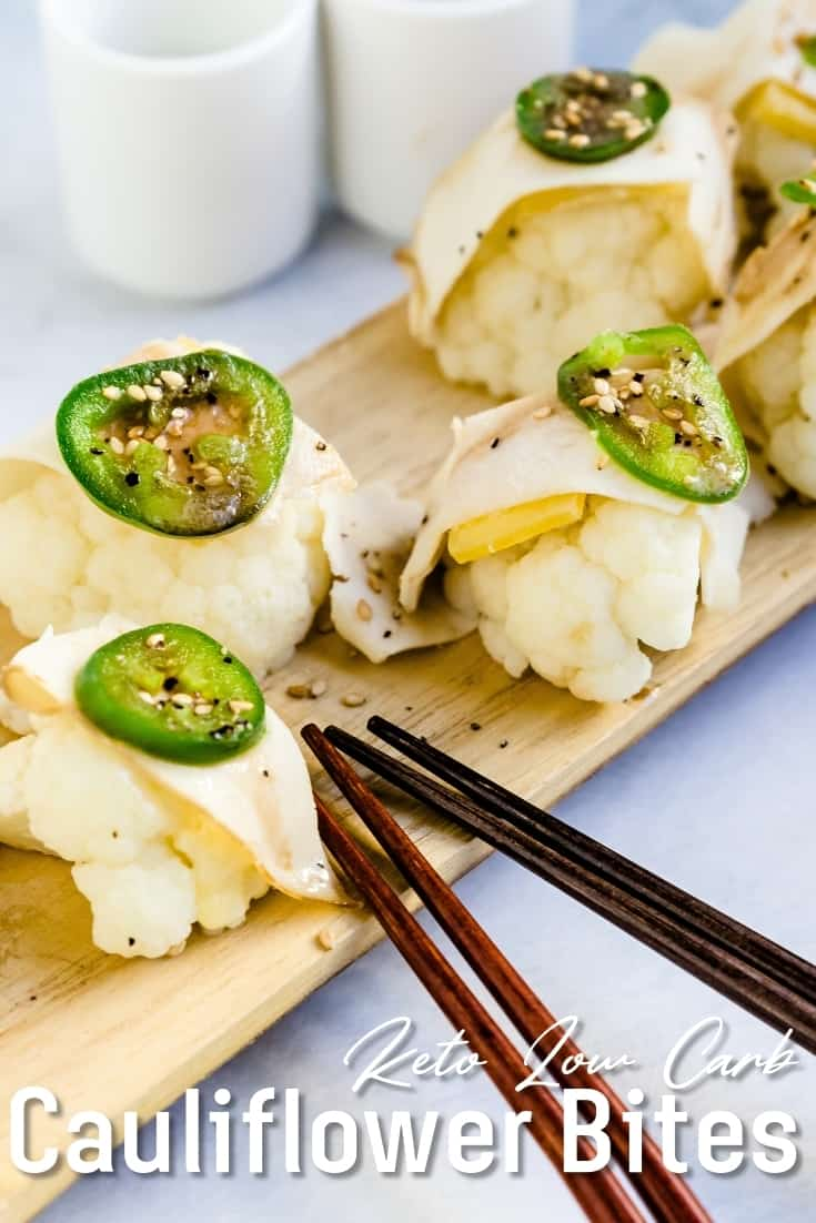 Cauliflower Bites LowCarbingAsian Pin 1