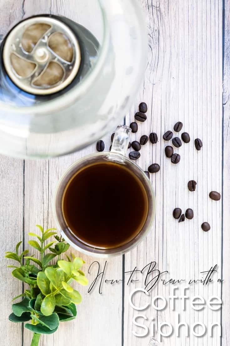 Using Coffee Siphon