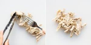 Garlic Pulled Chicken Recipe (22)
