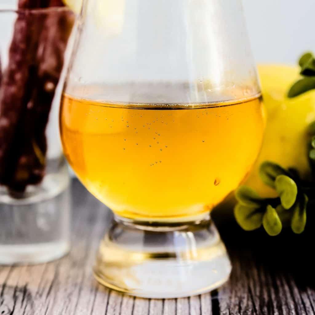 Highball Whiskey Soda LowCarbingAsian Pic 1
