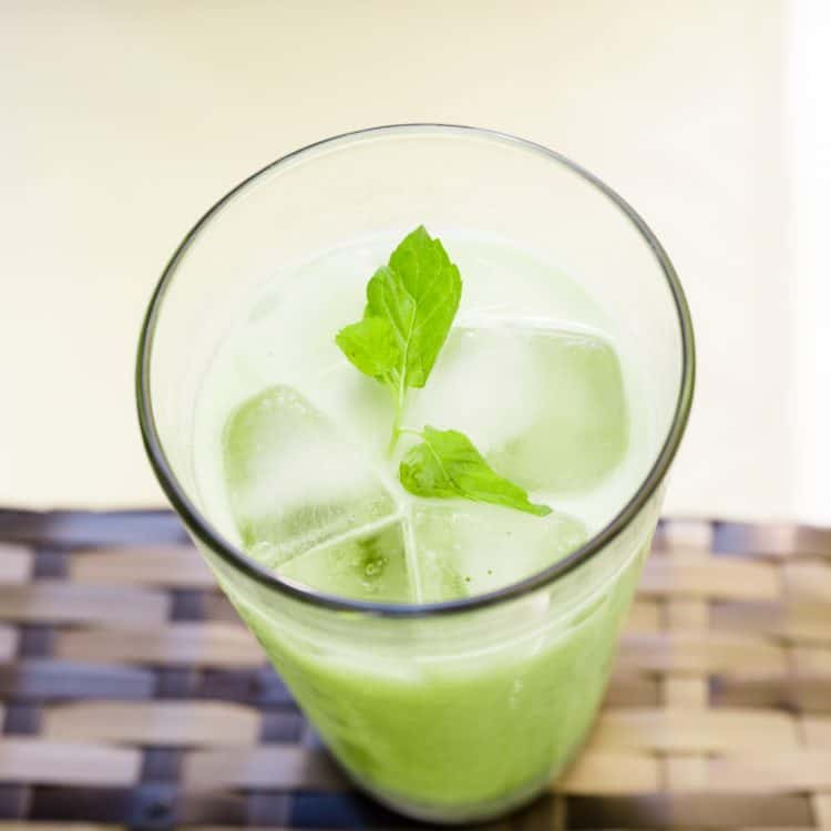keto Matcha Green Milk Tea cover