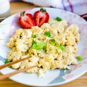 Japanese Scrambled Eggs LowCarbingAsain Cover 2