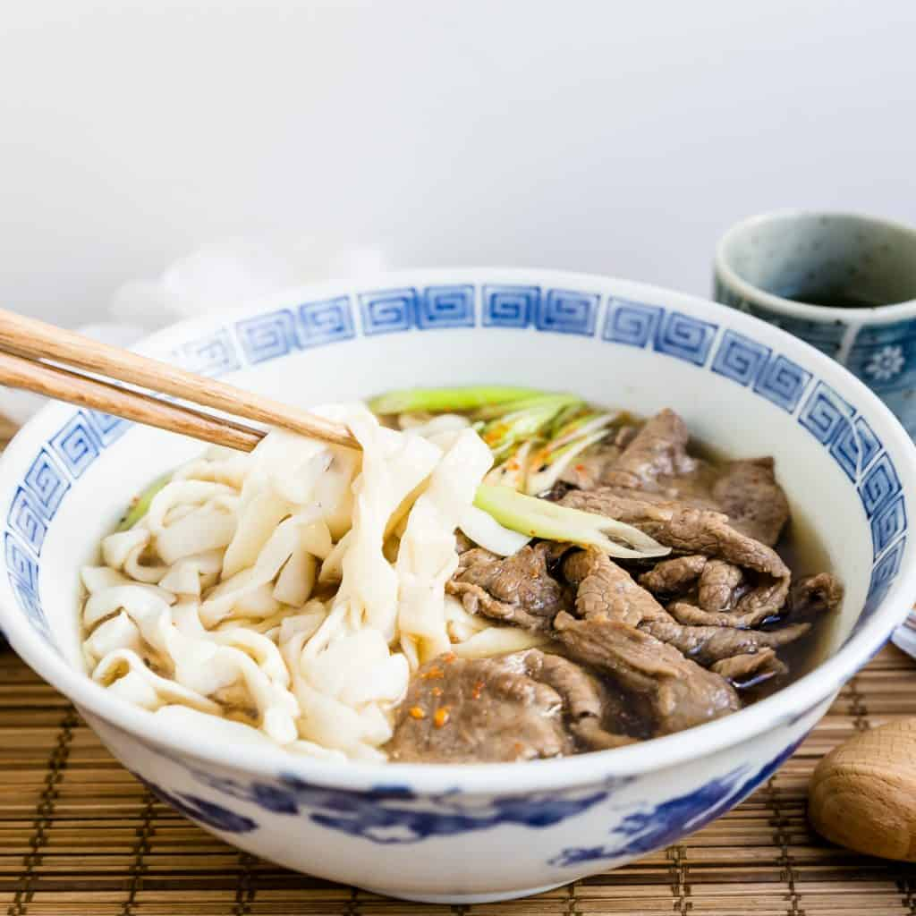 Keto Low Carb Beef Udon LowCarbingAsian Pic 1