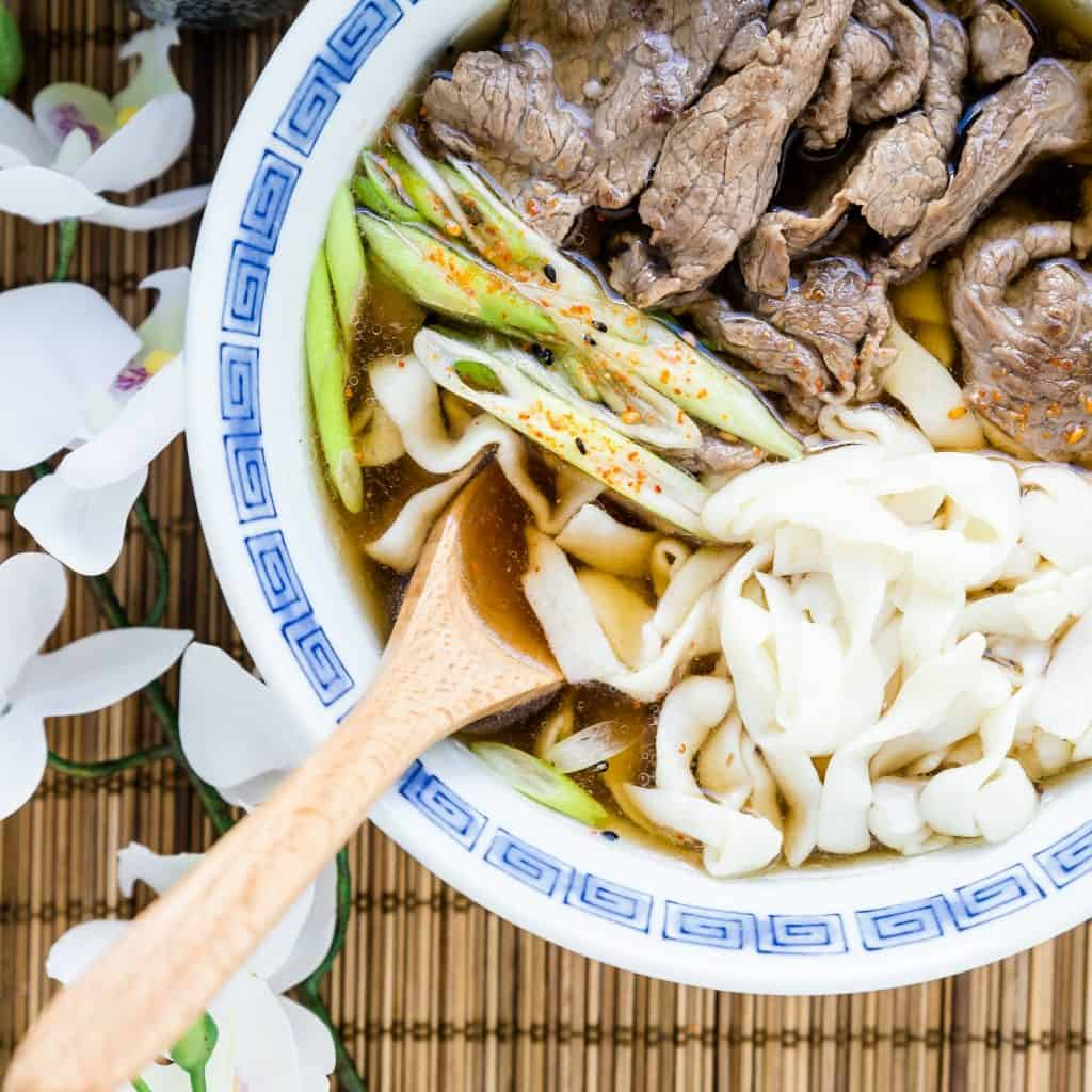 Keto Low Carb Beef Udon LowCarbingAsian Pic 2