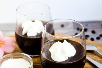 Keto Low Carb Coffee Jelly LowCarbingAsian Cover
