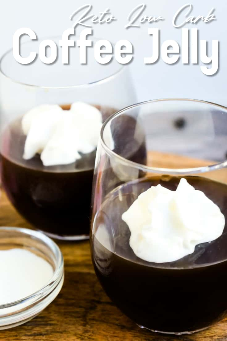 Keto Low Carb Coffee Jelly LowCarbingAsian Pin 2