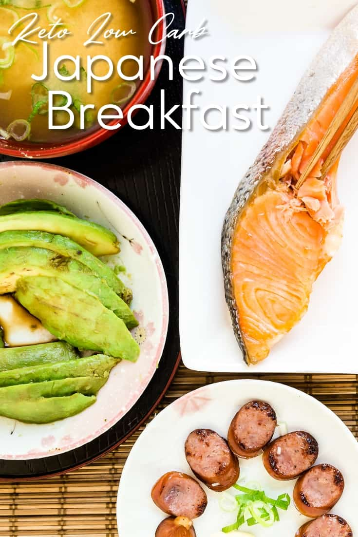 Keto Low Carb Japanese Breakfast LowCarbingAsian Pin 2