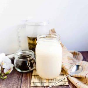 Keto Low Carb Milk Tea LowCarbingAsian Cover