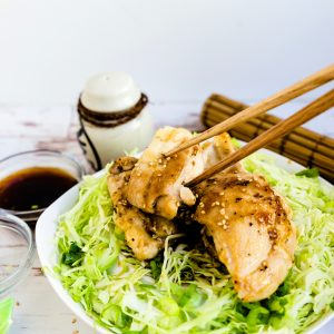Keto Teriyaki Chicken LowCarbingAsian Cover