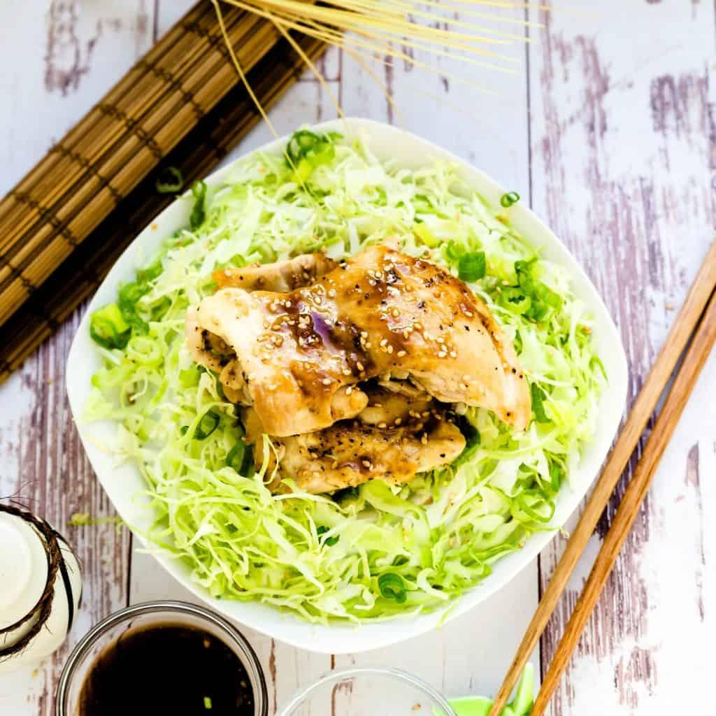 Keto Teriyaki Chicken LowCarbingAsian Pic 2