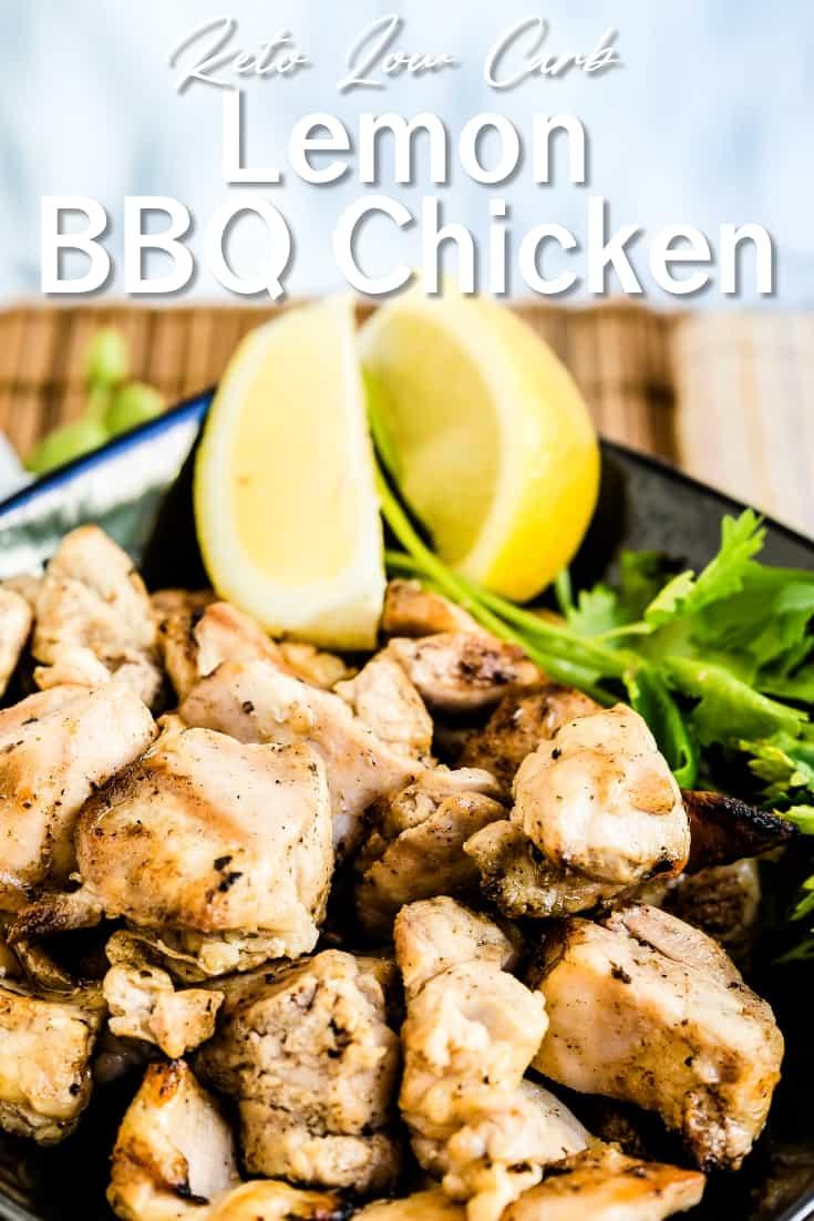 Lemon BBQ Chicken LowCarbingAsian Pin 2