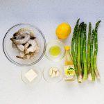 Shrimp Asparagus in Garlic Butter Recipe (1)