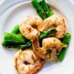 Shrimp Asparagus in Garlic Butter Recipe (13)