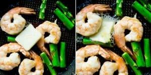 Shrimp Asparagus in Garlic Butter Recipe (21)