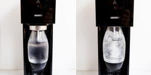 Sparkling Yuzu Lemon Water