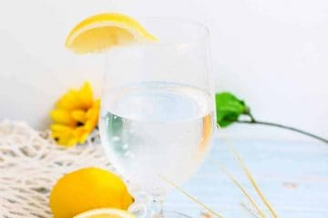 Sparkling Yuzu Lemon Water LowCarbingAsian Cover