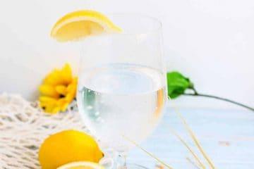 Sparkling Yuzu Lemon Water LowCarbingAsian Cover