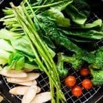 Steamed Veggie w Sesame Sauce Recipe (18)