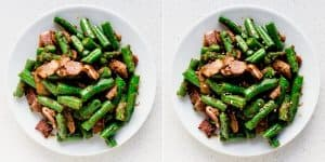 Bacon Garlic Green Beans Stir Fry Recipe (27)