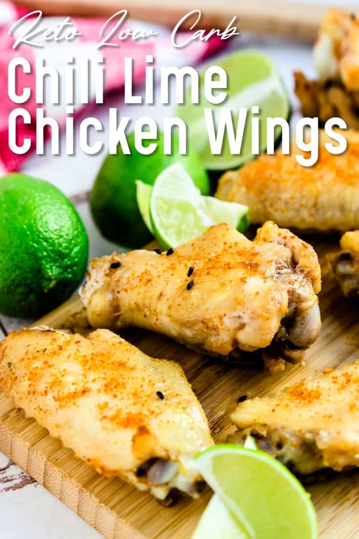 Chili Lime Chicken Wings LowCarbingAsian Pin 1