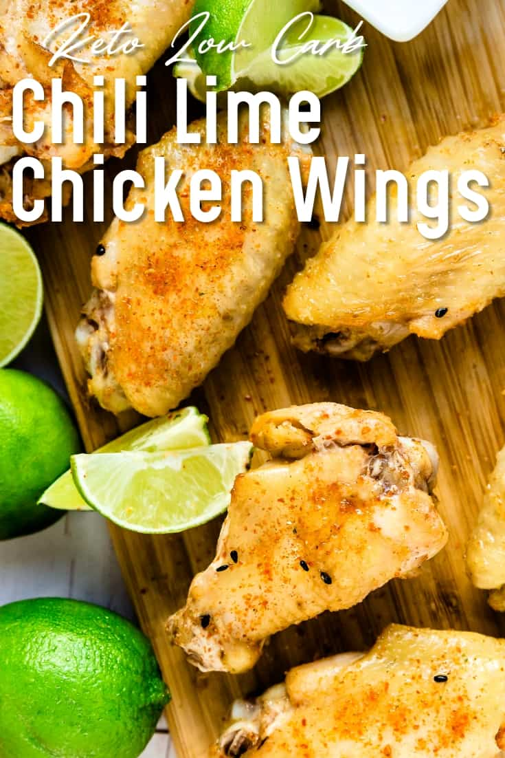 Chili Lime Chicken Wings LowCarbingAsian Pin 2