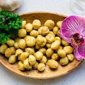 keto Onion Garlic Macadamia Nut cover
