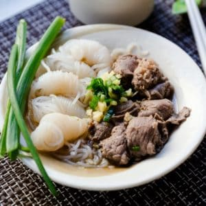 keto Ponzu Beef Yam Noodles cover