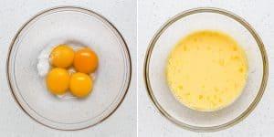 Japanese Custard Pudding Recipe (20)
