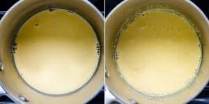 Japanese Custard Pudding Recipe (22)