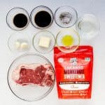 Japanese Style Garlic Steak Recipe (1)