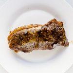 Japanese Style Garlic Steak Recipe (15)