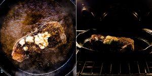 Japanese Style Garlic Steak Recipe (26)