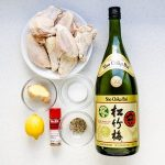 Japanese Style Salted Chicken Wings Recipe (1)
