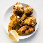 Japanese Style Salted Chicken Wings Recipe (13)