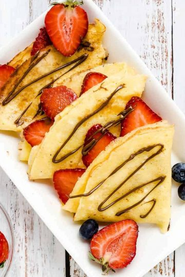 Keto Crepes LowCarbingAsian Cover