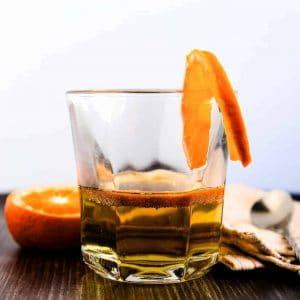 Orange Whiskey Soda LowCarbingAsian Cover 2