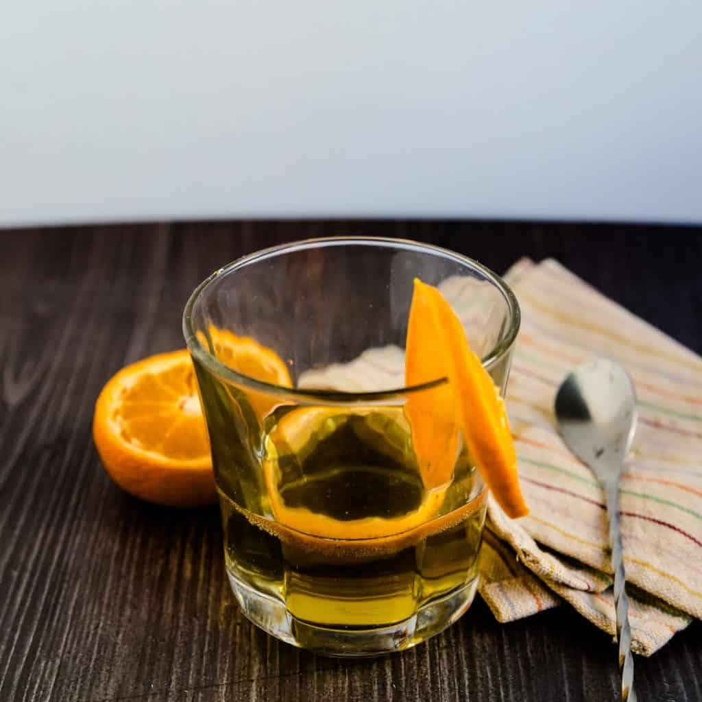 Orange Whiskey Soda LowCarbingAsian Pic 2