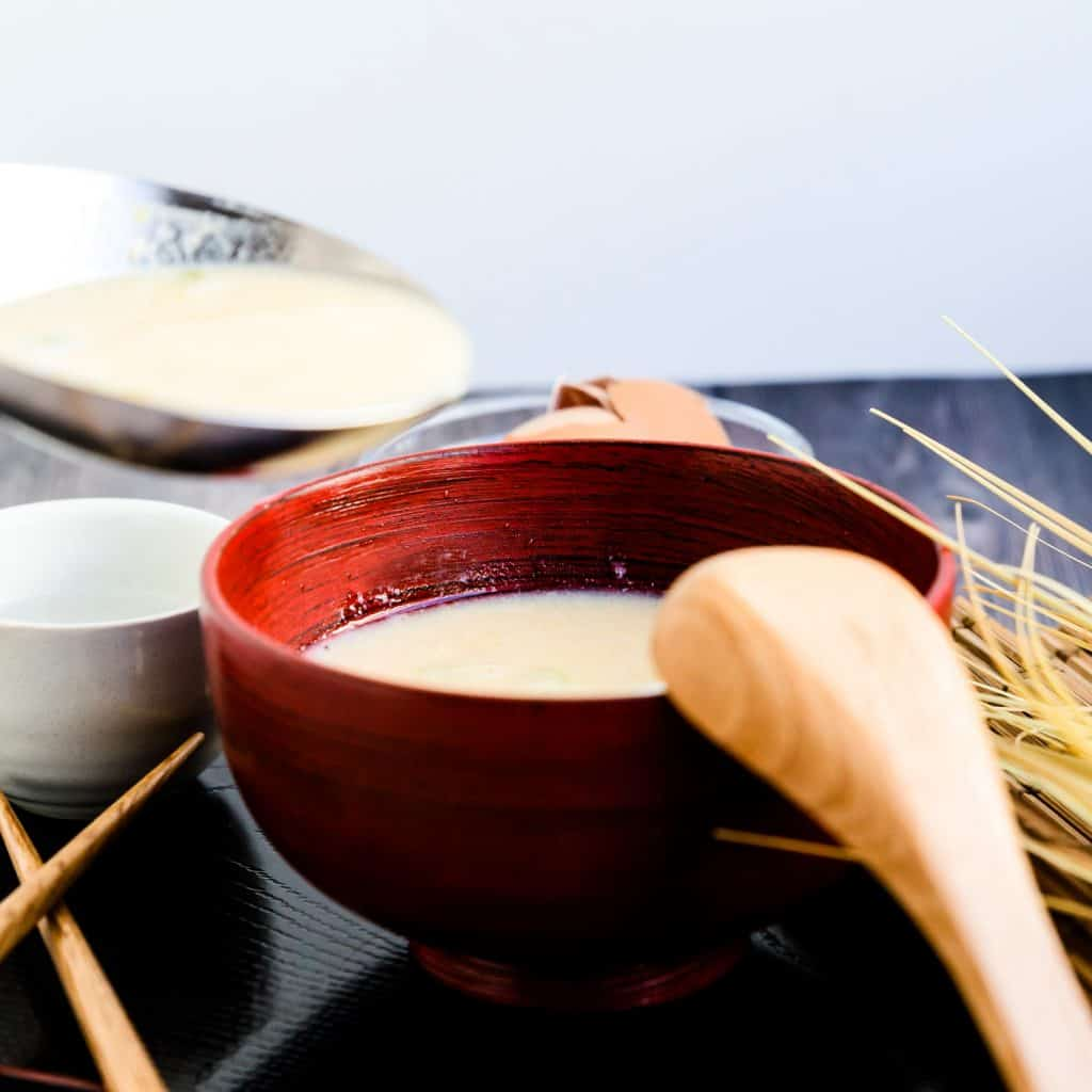Protein Miso Soup LowCarbingAsian Pic 1