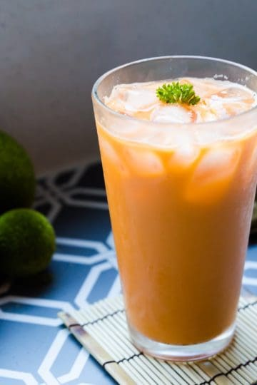 keto Thai Iced Tea cover