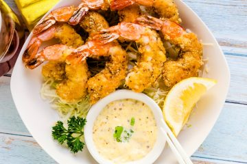 Ebi Fry Japanese Fried Shrimp LowCarbingAsian Cover 4