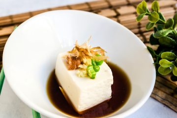 Hot Japanese Tofu - Yudofu LowCarbingAsian Cover