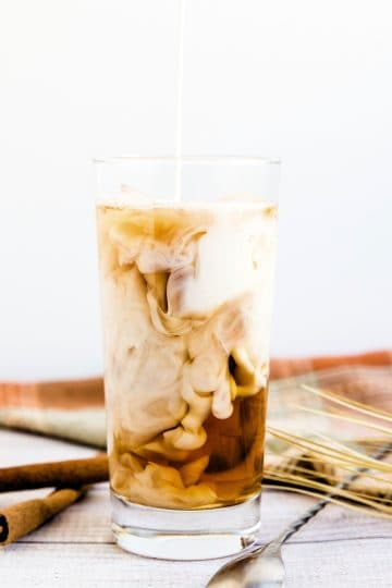 Iced Vanilla Chai Tea Latte LowCarbingAsian Cover 2