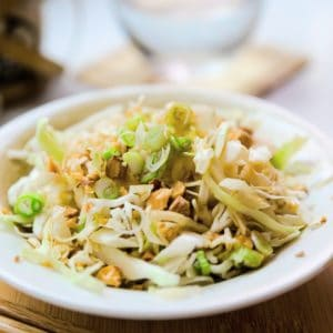 Japanese Cabbage Salad Cover 2