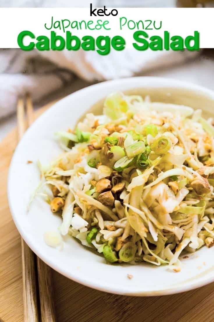 Japanese Cabbage Salad Pin 2