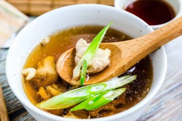 Japanese Chicken Soup