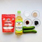 Japanese Cucumber Salad Recipe (1)