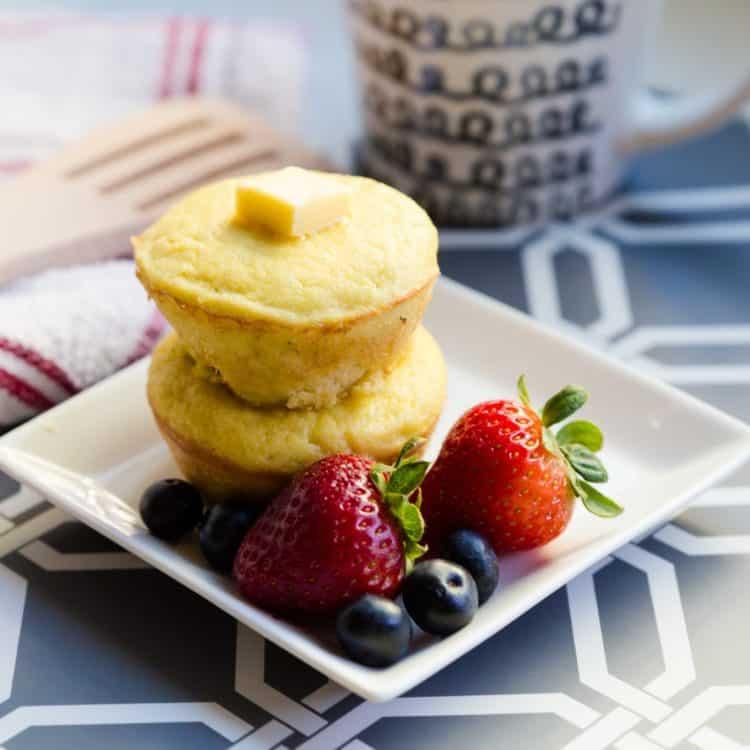Keto Japanese Pancakes Cover