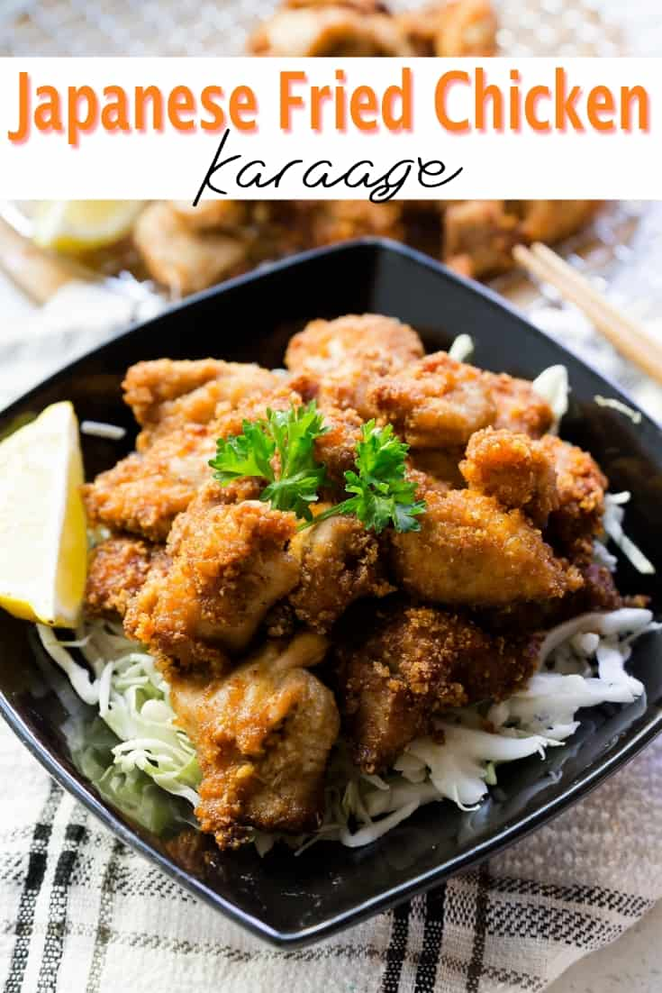 Keto Karrage Japanese Fried Chicken Pin 2