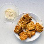 Shrimp Cakes with Garlic Aioli Recipe (18)